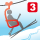 chair lift for 3 persons