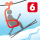 chair lift for 6 persons